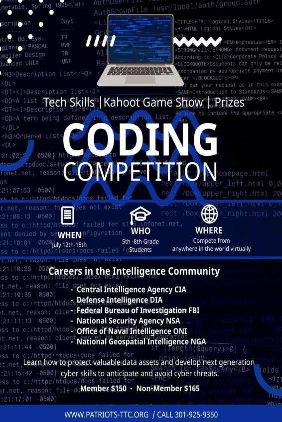 Summer Camp - Coding Competition